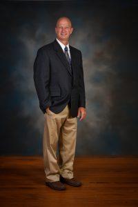 Commissioner John Mefford