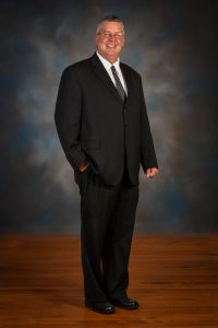 Commissioner Eric Dulaney