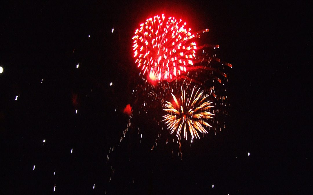 Union Celebrates America To Be Fireworks Only Event