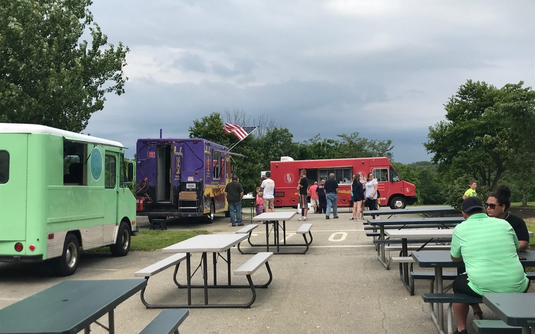 Union Food Truck Event from 2019